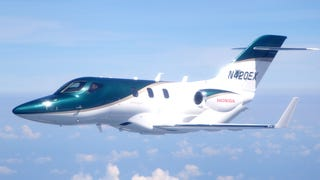 This Is The First Production HondaJet