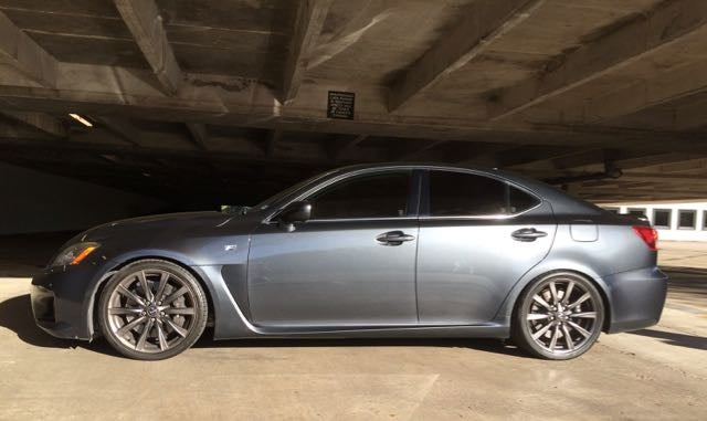 here is what it 39 s like to live with a 450 hp lexus is f. Black Bedroom Furniture Sets. Home Design Ideas
