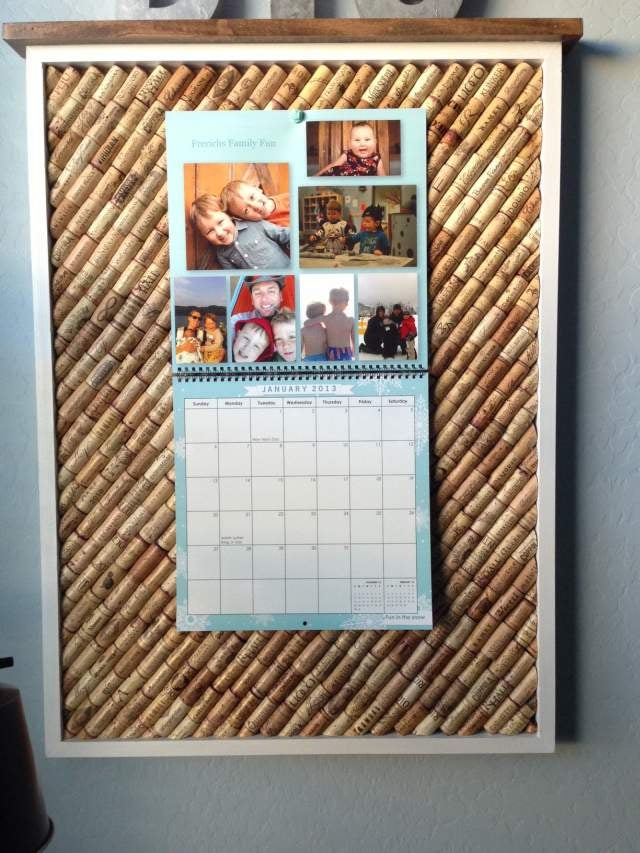 Hacker Challenge: Wine Cork Corkboards