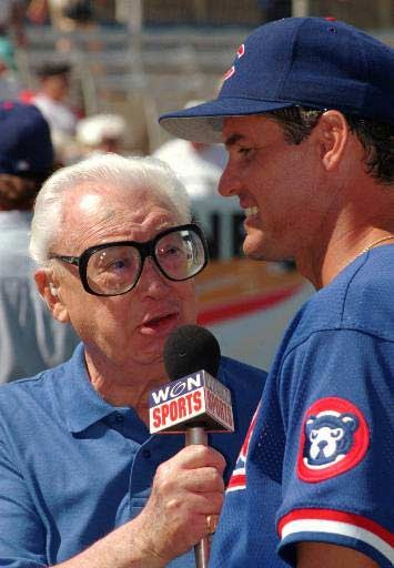 It Has Been A Decade Since We Lost Harry Caray
