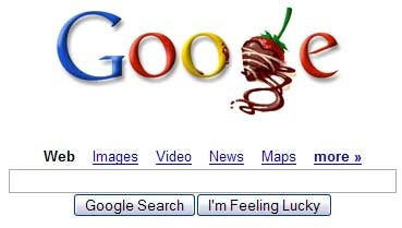 Happy Valentines Day from Googe
