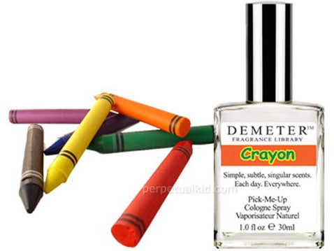 Crayon Cologne Tells the Ladies You Are Mature