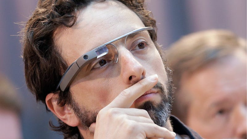 Lawmaker Seeks To Ban Google Glass While Driving