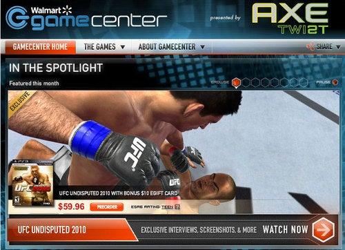Walmart Unveils Shiny New Online Gamecenter