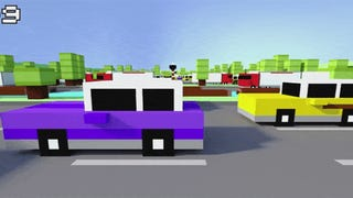 First-Person <i>Crossy Road</i> Would Kill Me