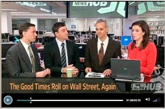 Is the Wall Street Journal Bleeding Cash?