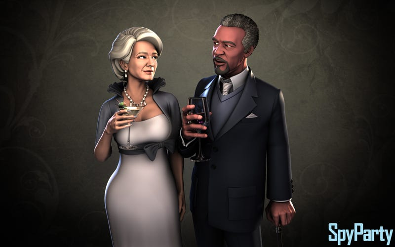 In a Shocking Twist, This Game Stars Normal-Looking People. Some Of Them Are Even Old.