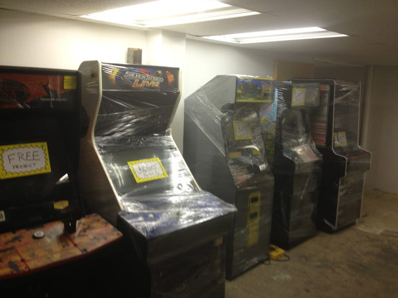 The Arcade Experience: Behind the Scenes