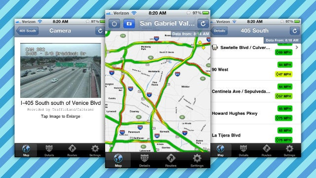 Sigalert Gives You Ridiculously Detailed Traffic Info for Those Long, Painful Drives