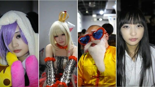 Nobody Comic Parties Like Chengdu Comic Parties