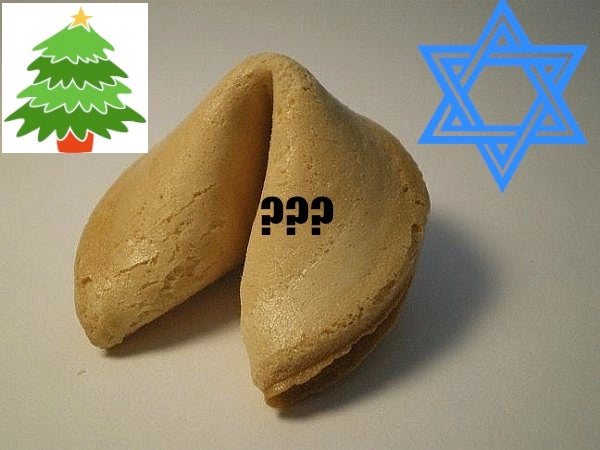 Theological Investigations: Why Do The Jews Eat Chinese Food On Christmas?