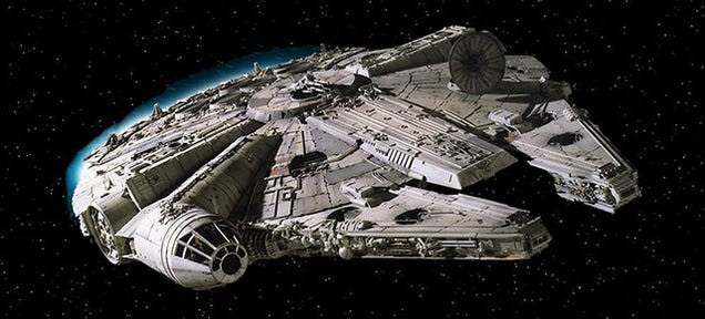 How Sound Engineers Made the Millennium Falcon's Most Iconic Noise