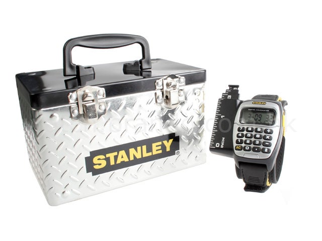 Stanley Brings out a Pair of Watches, One of them Strange