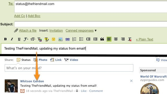 How to Use Facebook and Twitter From Your Email Client