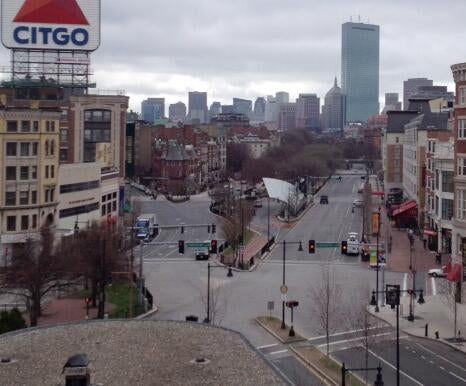 Ghost Town Boston is Prime for Hoonage