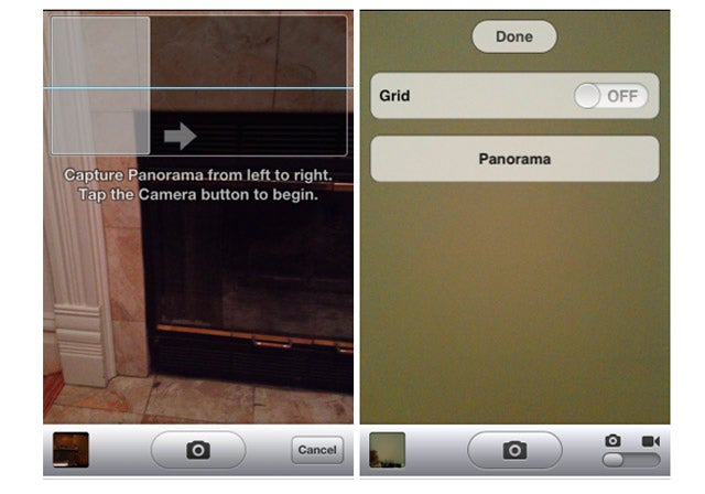 Enable iOS 5's Hidden Panorama Mode on Your Jailbroken iPhone with Firebreak