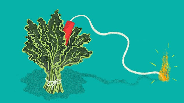 Put Kale Out of Its Misery