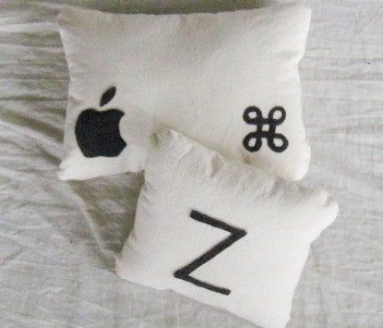 Cmd + Z Mac Pillows Won't Actually Undo Last Night