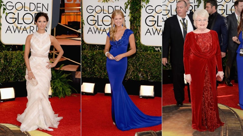 All the Looks From the Golden Globes Red Carpet