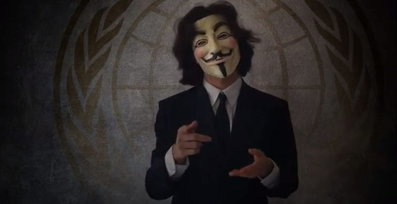 Anonymous recurre al crowdfunding para crear su propia web de noticias