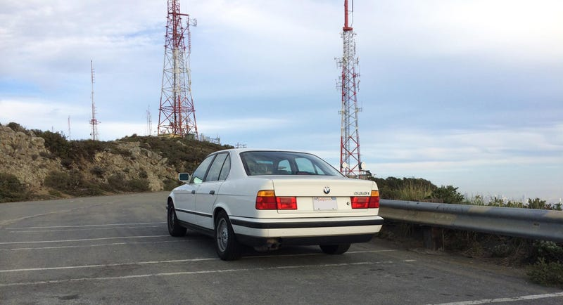 1989 BMW 535i (E34): An Oppositelock Review