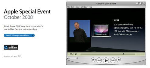 Watch Entire MacBook Event Now