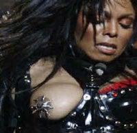 exposed superbowl breast