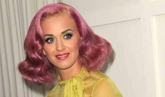 Katy Perry Advances Plan for World Domination