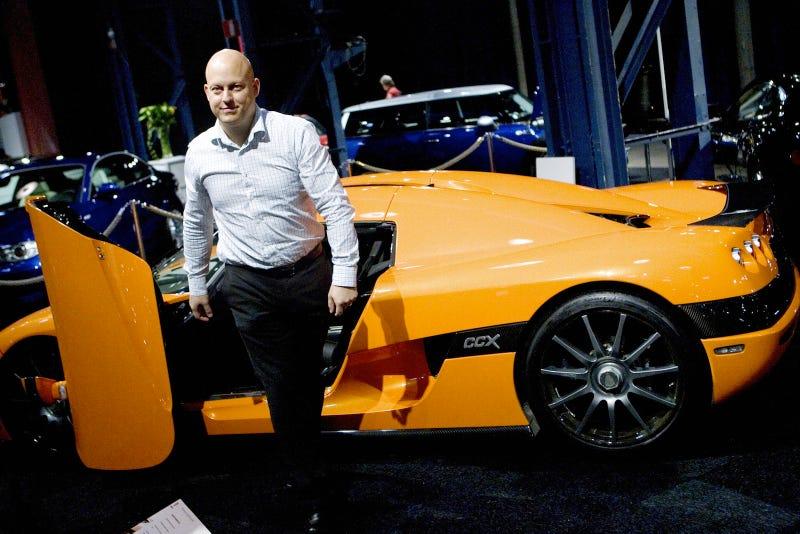 The Perils of Koenigsegg Ownership