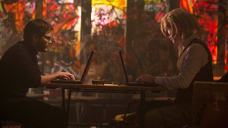 The Fifth Estate Review: More Questions Than Answers