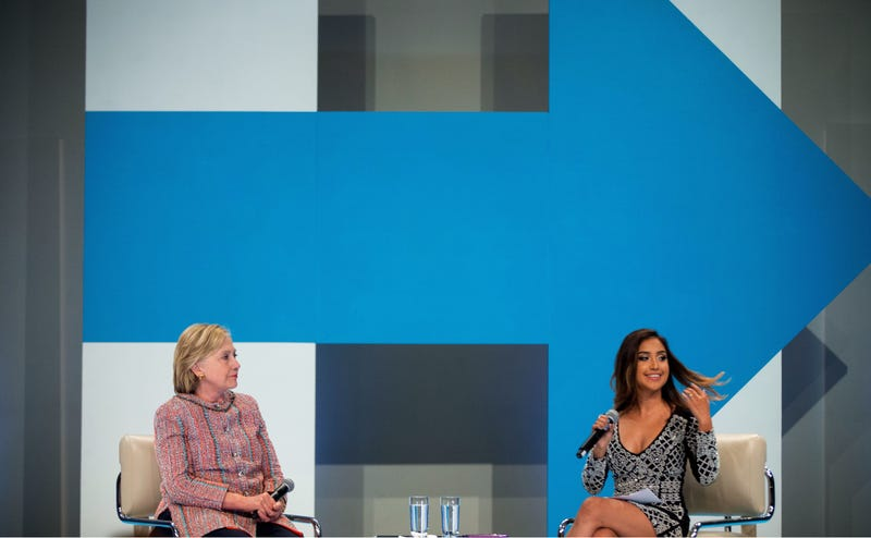 Hillary Clinton Meets With the Influencers Who Will Deliver Her the Youth Vote