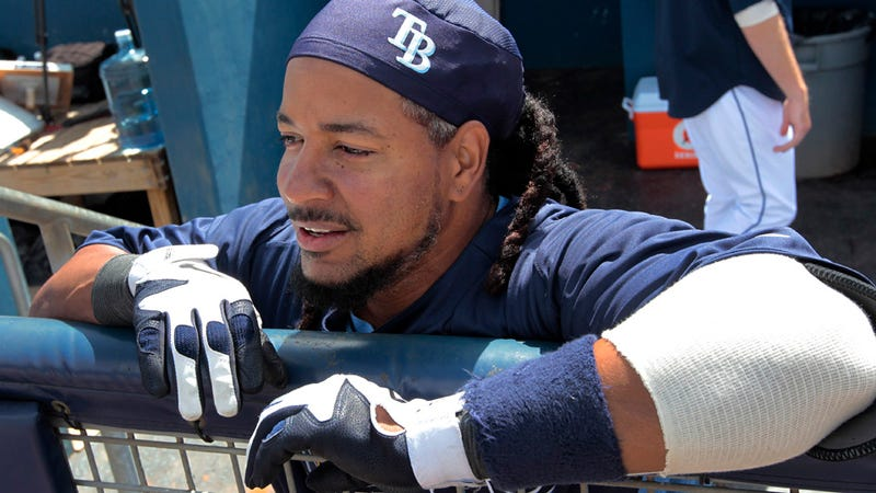 Manny Ramirez Isn't Really Going Away