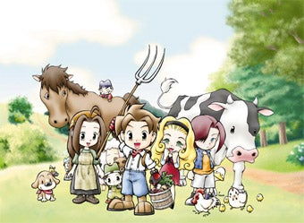 Natsume's E3 Plans Much More Than Harvest Moon