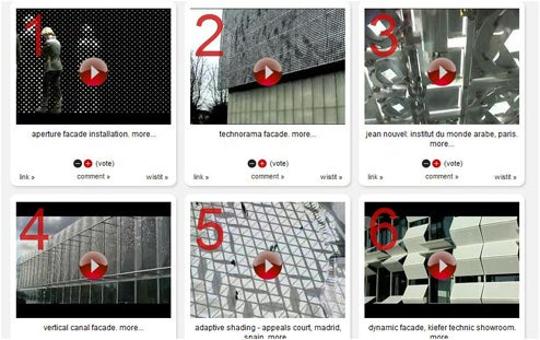 12 Animated Building Facades