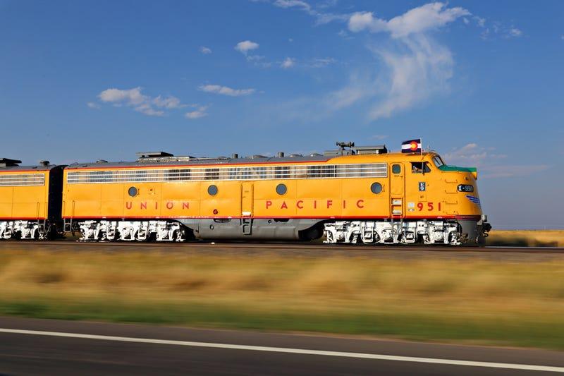 Shooting Challenge: Trains