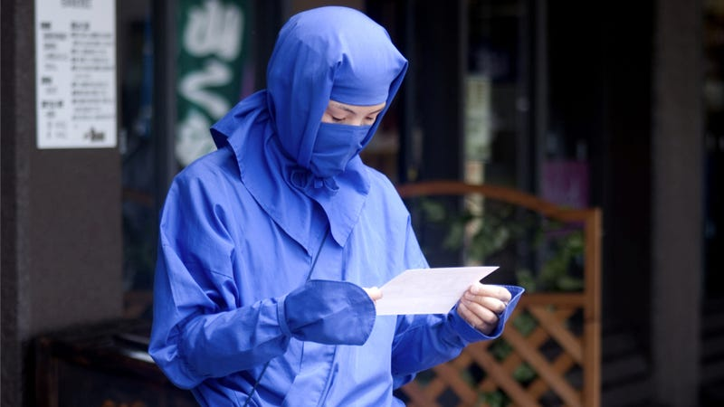 You Can Now Rent Ninja in Japan. They're Not Deadly.