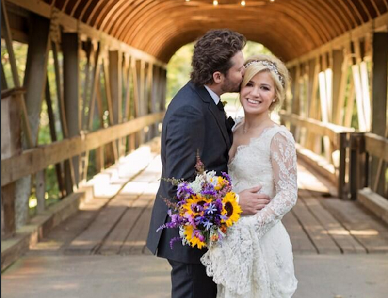 Kelly Clarkson Had That Wedding She's Been Talking About