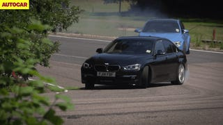 Can A Tuned Diesel 3-Series Take Down The 2015 BMW M3?