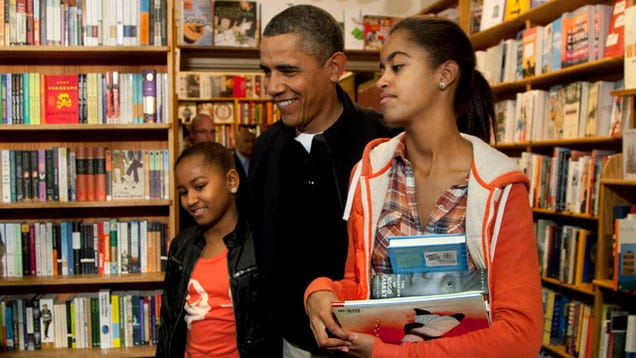 President Obama Wins The Hearts Of Bookworms Everywhere