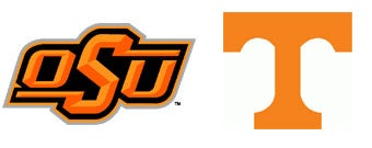 NCAA First Round: (8) Oklahoma State vs. (9) Tennessee