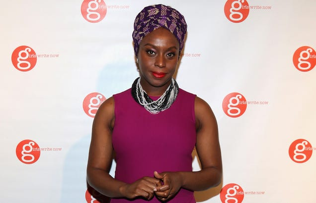 Chimamanda Ngozi Adichie: Fuck Being 'Likable'
