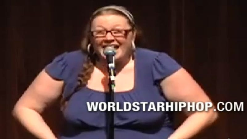 Internet Assholes Troll Bay Area Poet By Putting Up Her Video, Titling It 'Big Girl Does Poem On Dick!'
