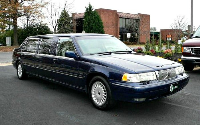For $9,500, Ride In The LimouSven!