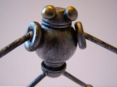 Klaatu Varata Studios Produces Steampunk Creations With Back Stories