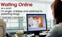 Childless Gal 'Obsessed' With Parenting Blogs