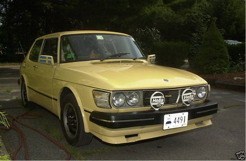 1979 Saab 99 GL for a Rally-Winning $3,995!