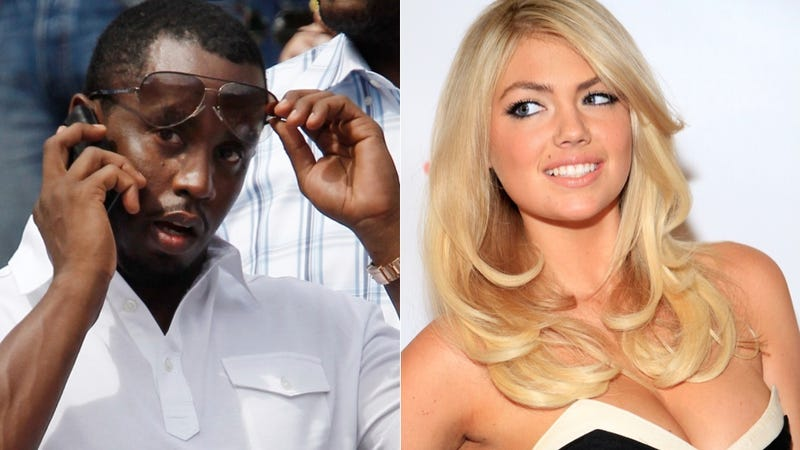 Kate Upton and Diddy Are Reportedly Dating; Great Work, Everyone (UPDATE)