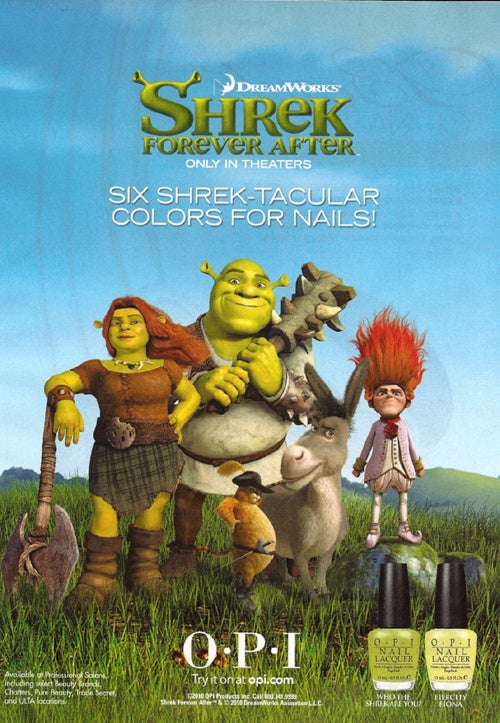 Shrek Fashion: Being An Ogre Is So Hot Right Now