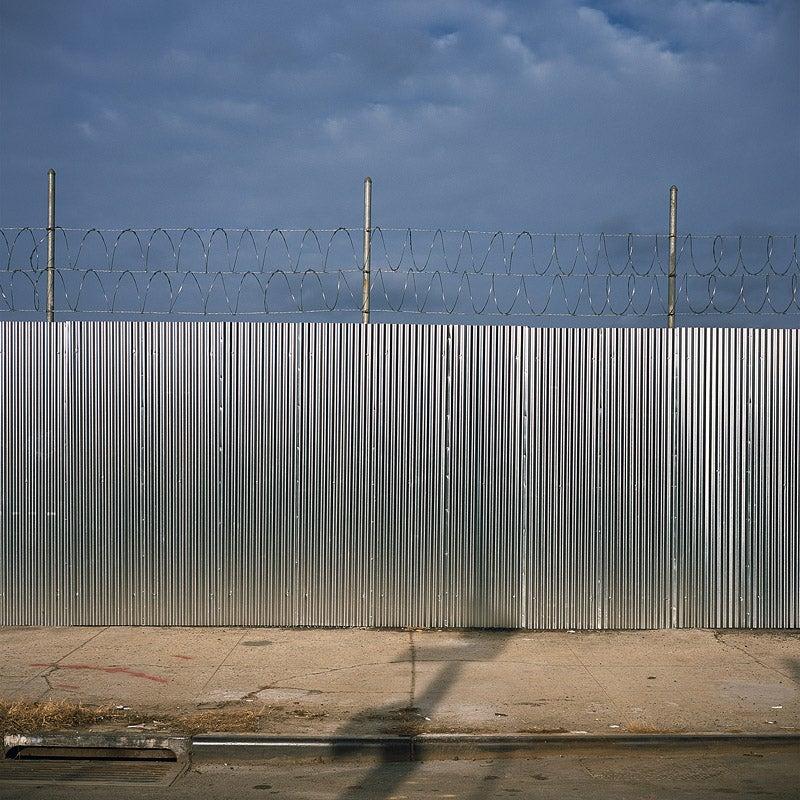 Photos of Fences in Brooklyn Make Urban Eyesores Beautiful