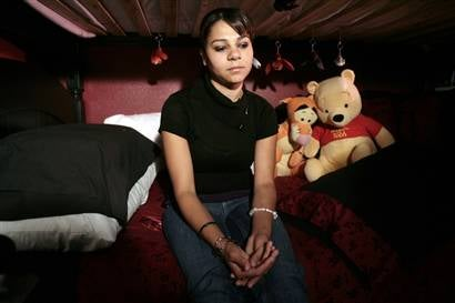 Egyptian Girl Kept As Slave In California Home